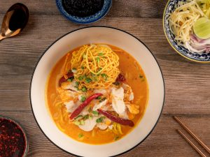 Khao soi gai at You&Mee