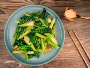 STIR-FRIED VEGETABLE ผัดผัก