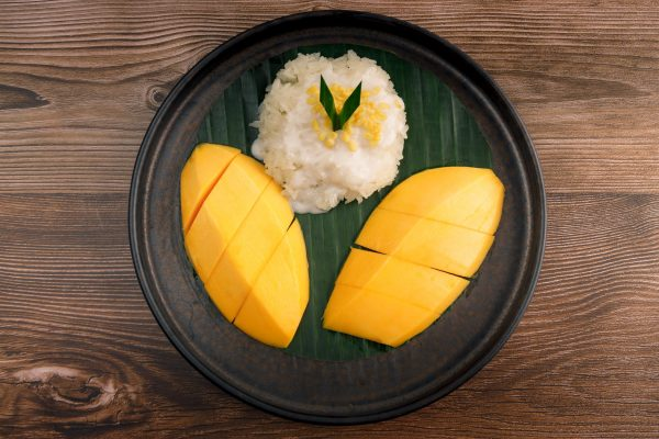 Mango Sticky Rice at You&Mee